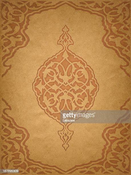 Oriental Paper Background