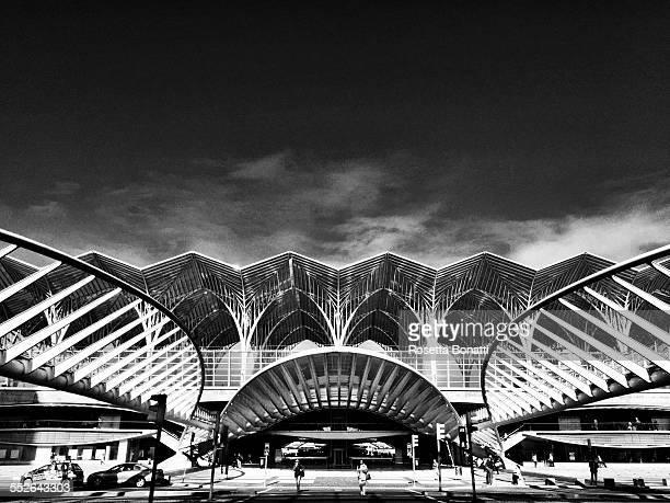 Oriente train station in Lisbon Architect Calatrava