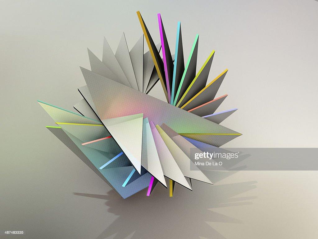 Origami : Stock Photo