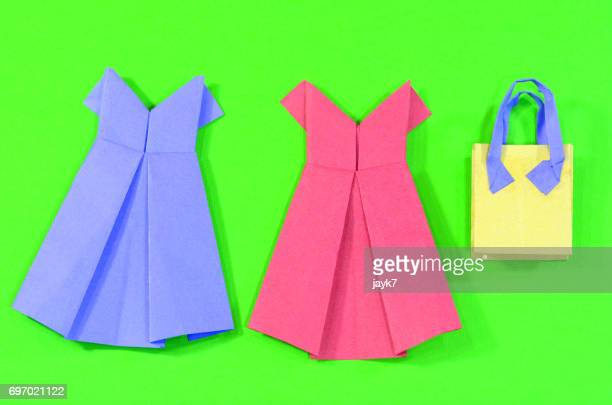 Origami Women's dress