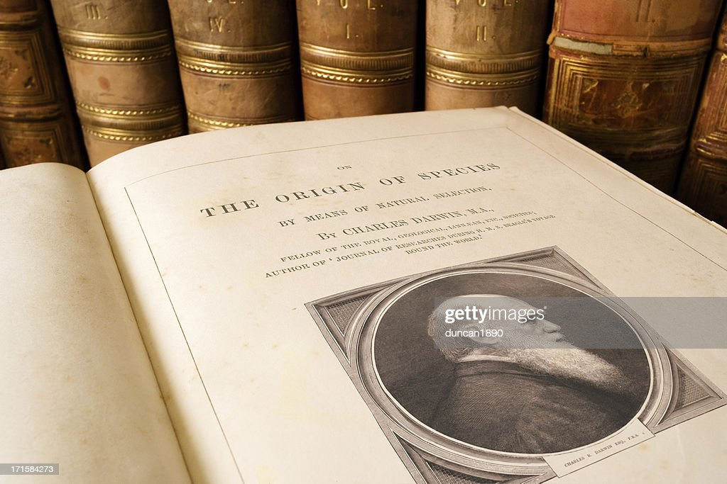 Origin of Species - Charles Darwin