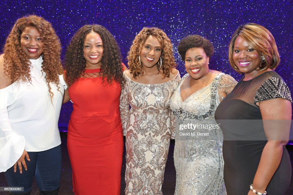"""Jennifer Holliday Visits The West End Production Of """"Dreamgirls"""""""