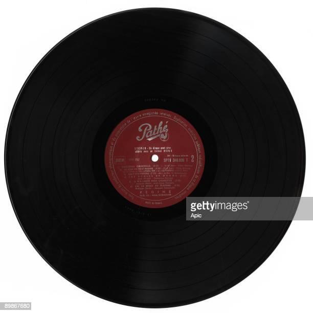 Original disc vinyl 33 towers Regine