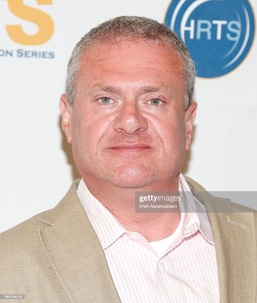 Original Productions CEO/Executive Producer Philip D. Segal attends the HRTS 'Non-Scripted Hitmakers' Luncheon Panel at The Beverly Hilton Hotel on March 27, 2013 in Beverly Hills, California.