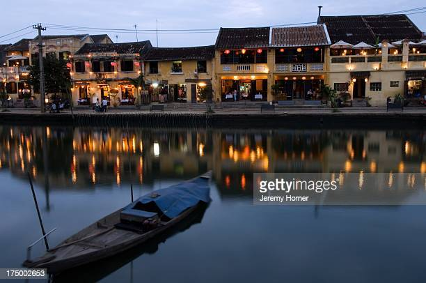 Originally colonised by Chinese merchants this traditional Vietnamese fishing community of Hoi An largely escaped damage during both the American and...