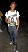 Oritse Williams attends party at Kanaloa hosted by Beyonce on November 13 2009 in London England