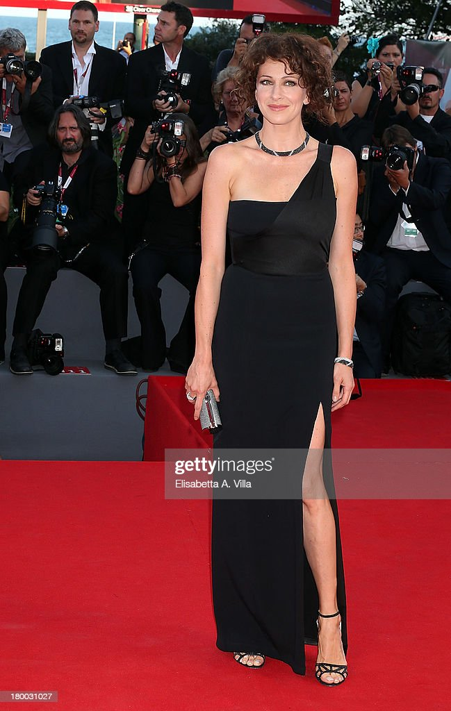 Orizzonti Jury member actress Ksenia Rappoport attends the Closing Ceremony of the 70th Venice International Film Festival at Palazzo del Cinema on September 7, 2013 in Venice, Italy.