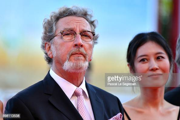 Orizzonti' jury president Robert Guediguian attends the opening ceremony and premiere of 'La La Land' during the 73rd Venice Film Festival at Sala...