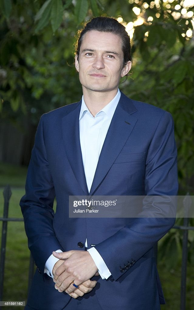 <a gi-track='captionPersonalityLinkClicked' href=/galleries/search?phrase=Orlando+Bloom&family=editorial&specificpeople=202520 ng-click='$event.stopPropagation()'>Orlando Bloom</a> attends the annual Serpentine Galley Summer Party at The Serpentine Gallery on July 1, 2014 in London, England.