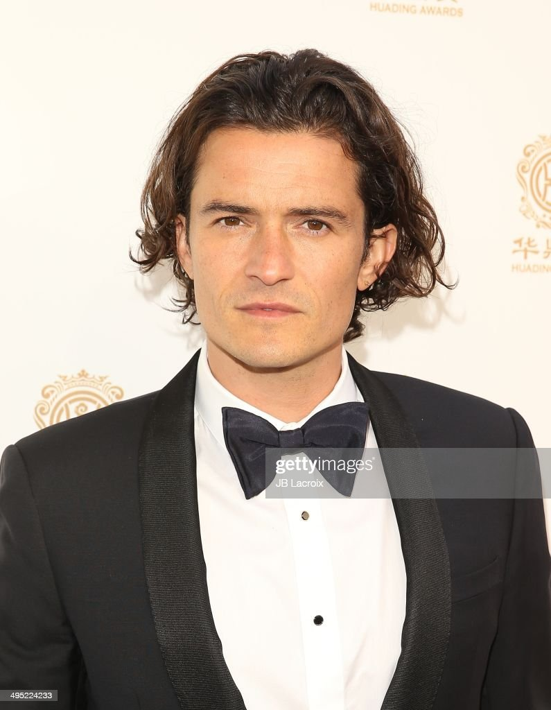 <a gi-track='captionPersonalityLinkClicked' href=/galleries/search?phrase=Orlando+Bloom&family=editorial&specificpeople=202520 ng-click='$event.stopPropagation()'>Orlando Bloom</a> attends the Huading Film Awards at Ricardo Montalban Theatre on June 1, 2014 in Los Angeles, California.
