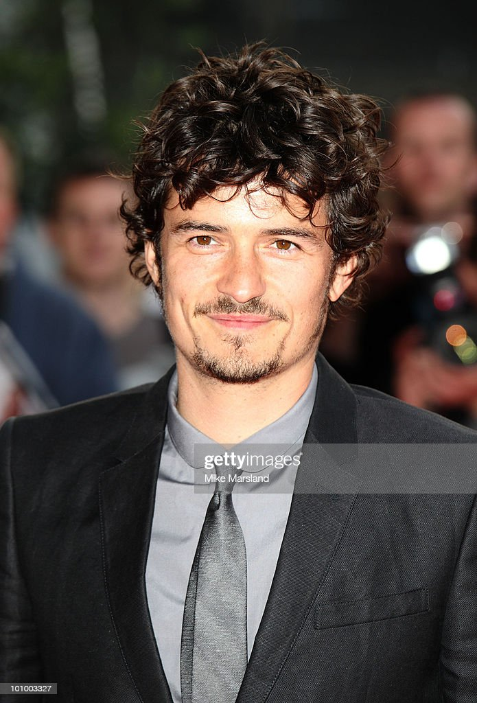 Orlando Bloom attends the National Movie Awards 2010 at the Royal Festival Hall on May 26, 2010 in London, England.