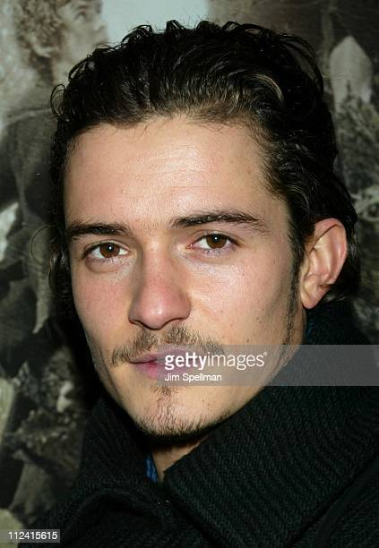 Orlando Bloom during 'The Lord of The Rings The Two Towers' Premiere New York at Ziegfeld Theatre in New York City New York United States