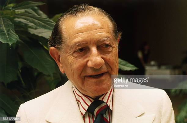 Louis Nizer attorney who represented various celebrities including Mae West Charlie Chaplin and Johnny Carson While sustaining his successful legal...