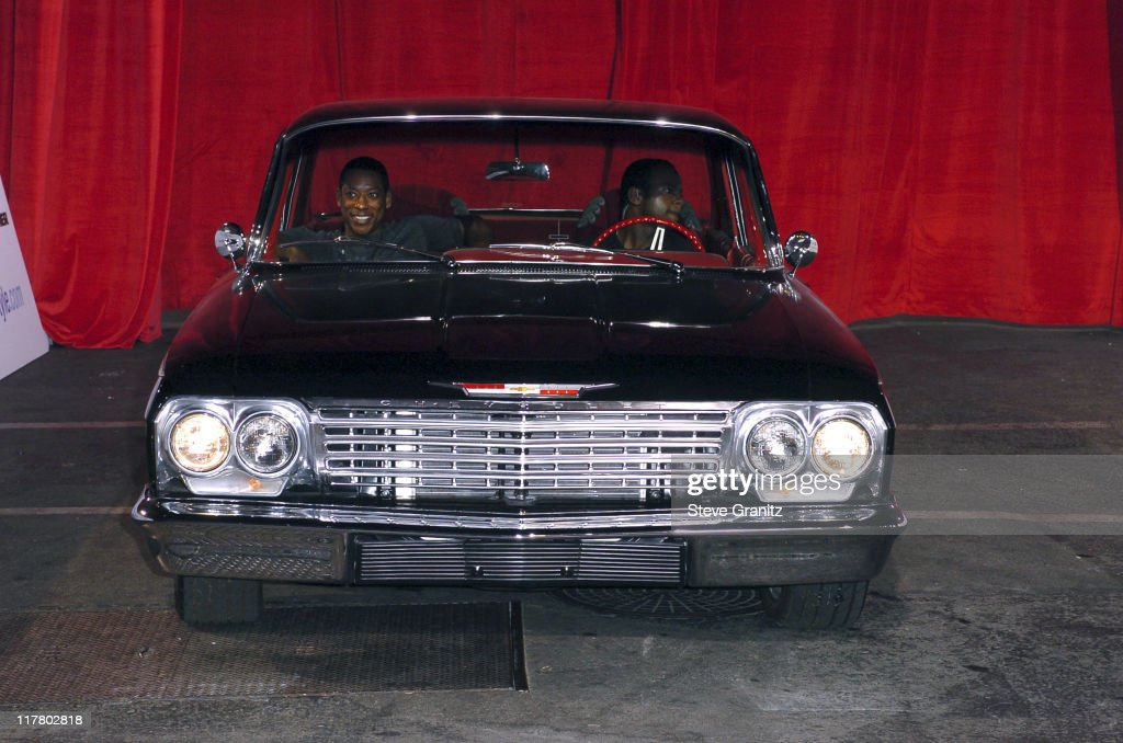 photo of Orlando Jones Chevrolette - car