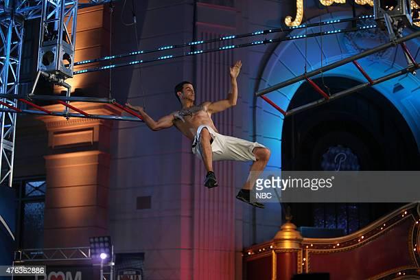 WARRIOR 'Orlando' Pictured Flip Rodriguez