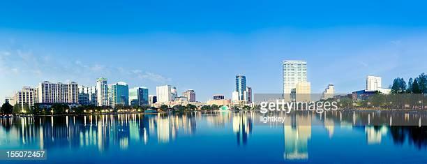 Panorama sullo skyline di Orlando