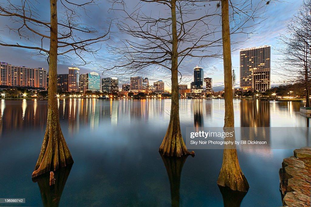 Orlando skyline