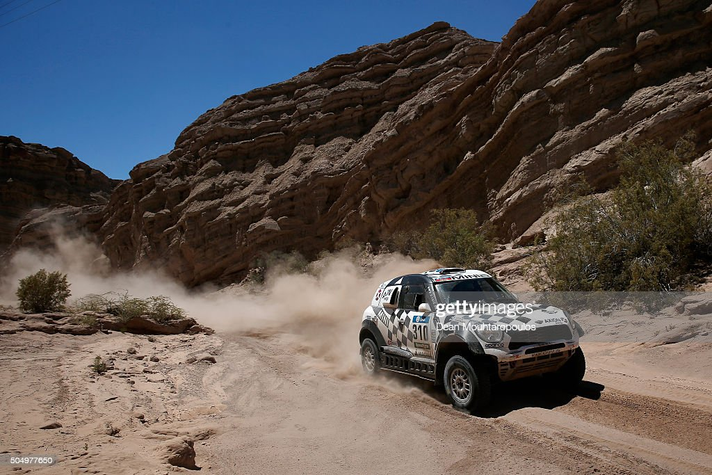2016 Dakar Rally - Day Twelve