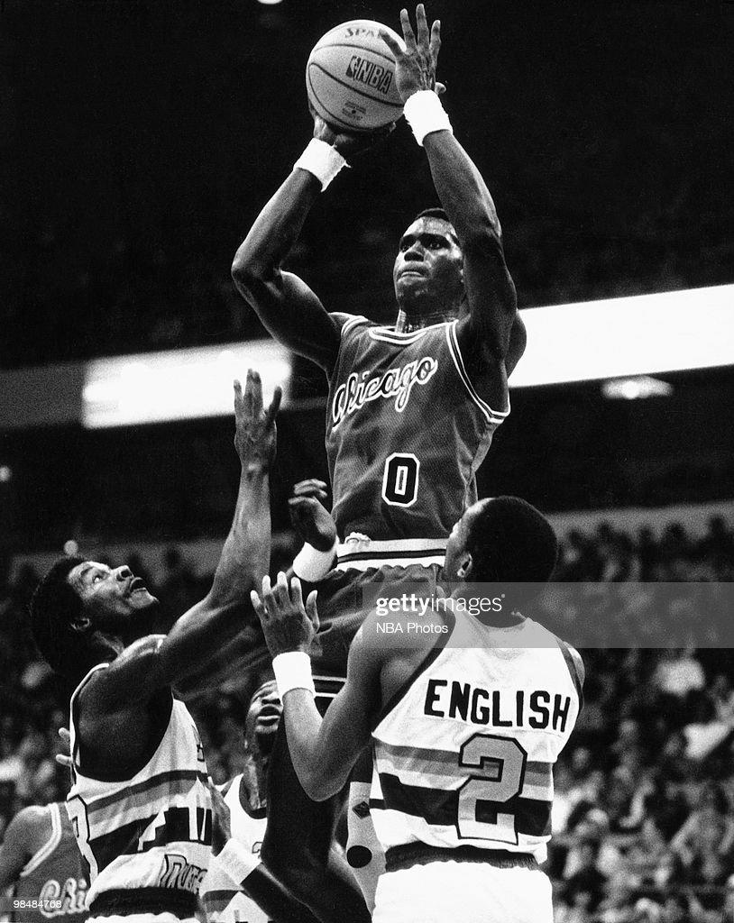 Chicago Bulls Orlando Woolridge