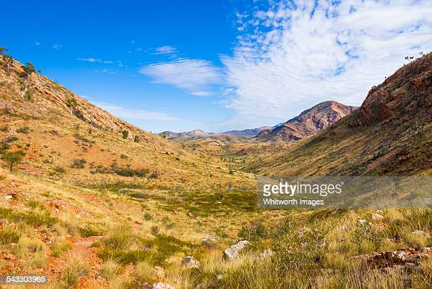 Ormiston Pound Macdonnell Ranges central Australia