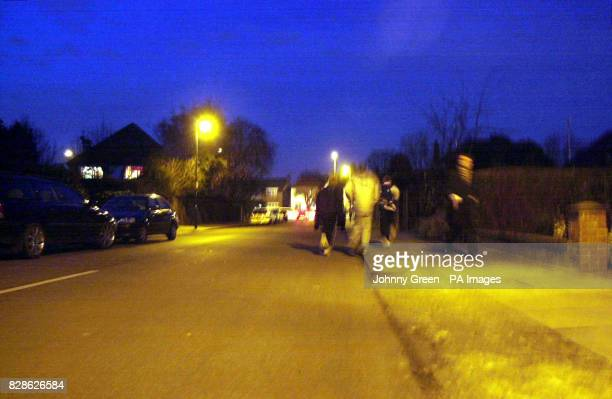 Ormond Drive Hampton Hill southwest London where an 18yearold male student was attacked last night Teenager Marsha McDonnell was murdered by a serial...
