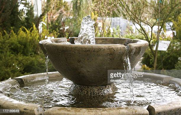 Ornamental Garden Fountain