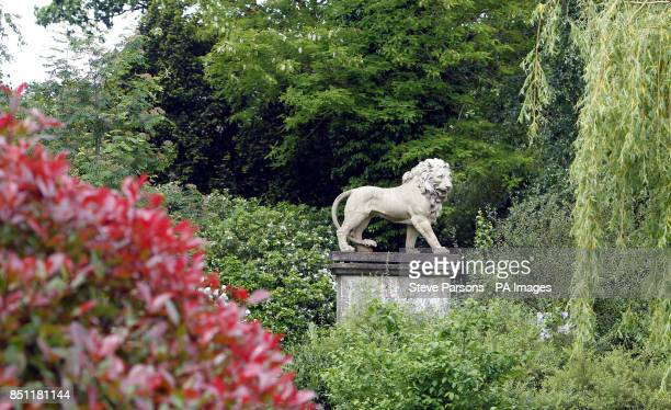 Ornaments and antiques from Dunsborough Park Garden Statuary from The Collection of Baron and Baroness Sweerts de Landas Wyborgh which are to be...