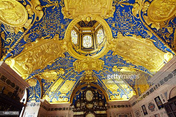 Ornate Chapel at the Residenz