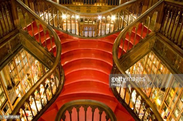 Ornate Grand Staircase