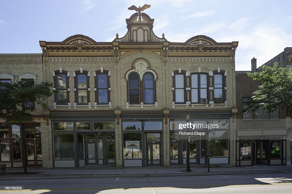 CONTENT] Ornate historic retail and commercial building in Sheboygan, WI