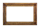 Ornate Picture Frame (Clipping Path)
