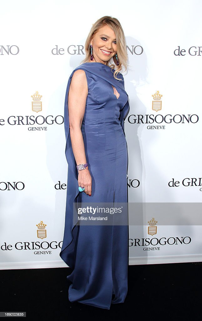 <a gi-track='captionPersonalityLinkClicked' href=/galleries/search?phrase=Ornella+Muti&family=editorial&specificpeople=208764 ng-click='$event.stopPropagation()'>Ornella Muti</a> attends De Grisogono party during The 66th Annual Cannes Film Festival on May 21, 2013 in Cannes, France.