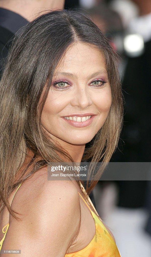 """2004 Cannes Film Festival - """"Comme Une Image"""" - Premiere"""
