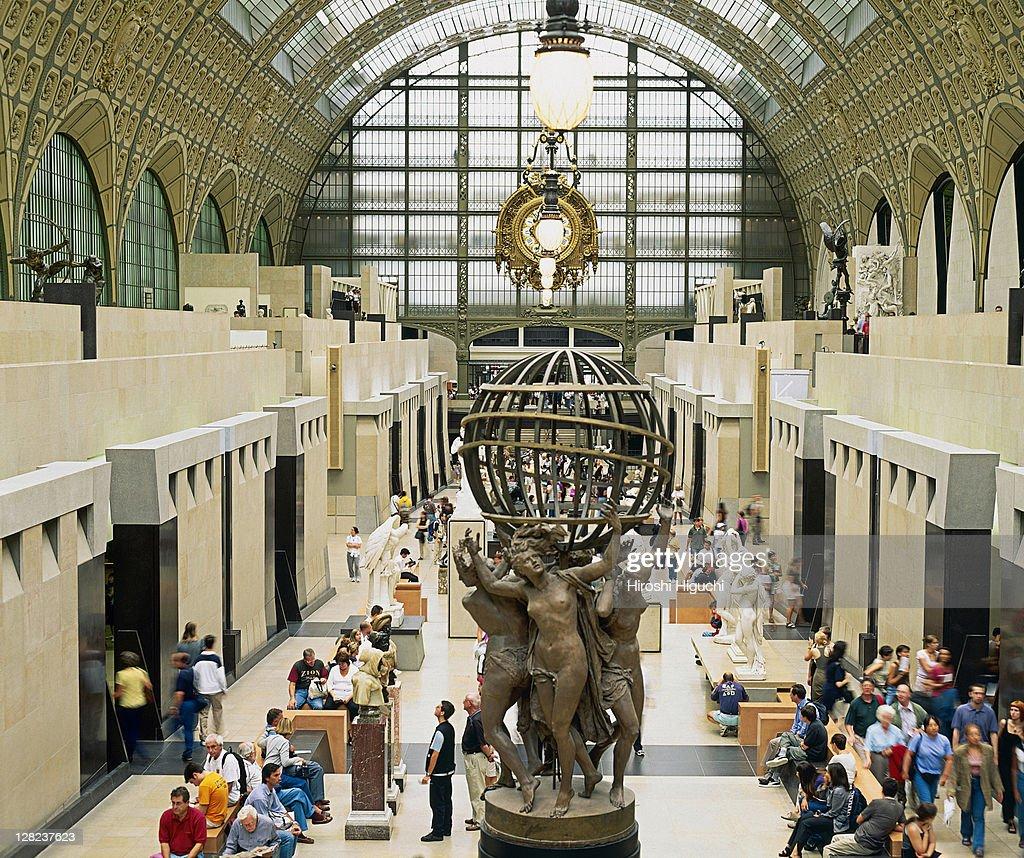 Orsay Museum, Paris, France : Photo