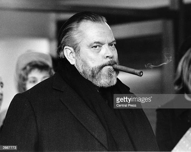 Orson Welles American actor producer writer and director