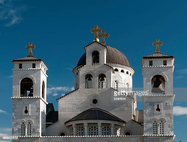 Orthodoxe Kirche Außenansicht