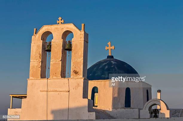 Orthodox Church in Paros