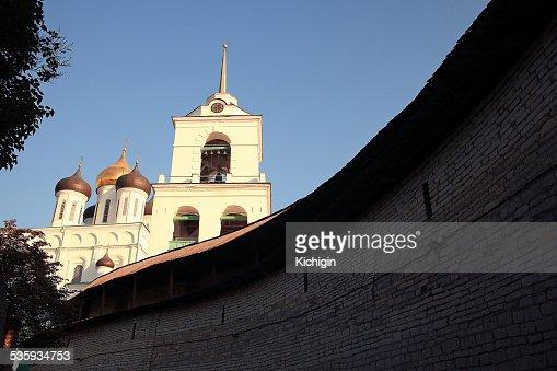 Orthodox church temple : Stock Photo