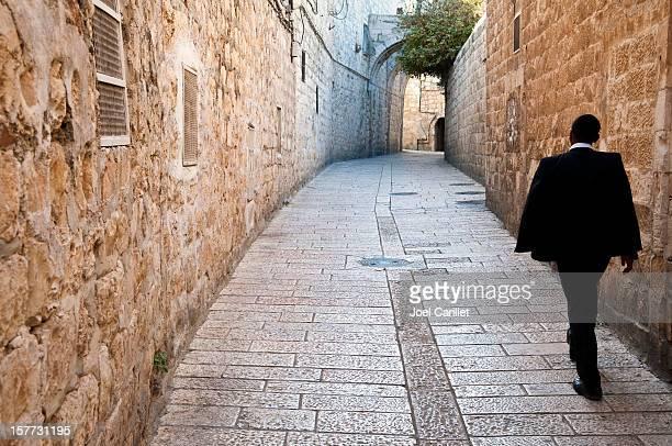 Orthodox Jew in Jerusalem
