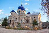 monastery in village Chitcani from republic of Moldova