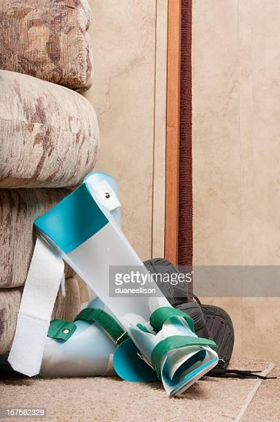 Sul piano con scarpa offre un supporto ortopedico
