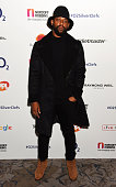 Ortise Williams poses for a photo during the Nordoff Robbins O2 Silver Clef Awards on July 1 2016 in London United Kingdom