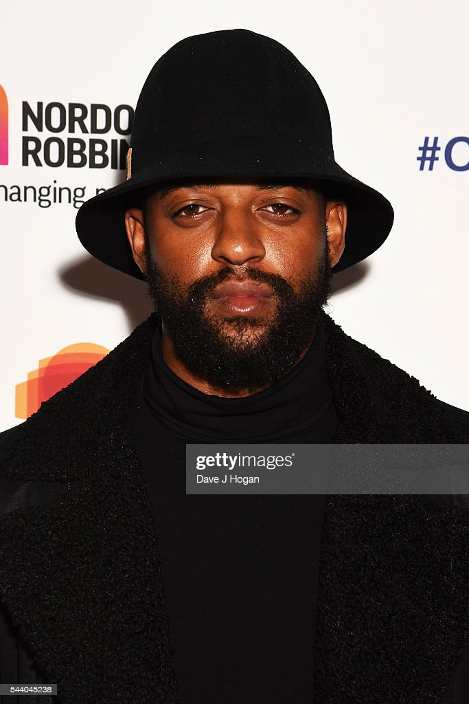Ortise Williams poses for a photo during the Nordoff Robbins O2 Silver Clef Awards on July 1, 2016 in London, United Kingdom.