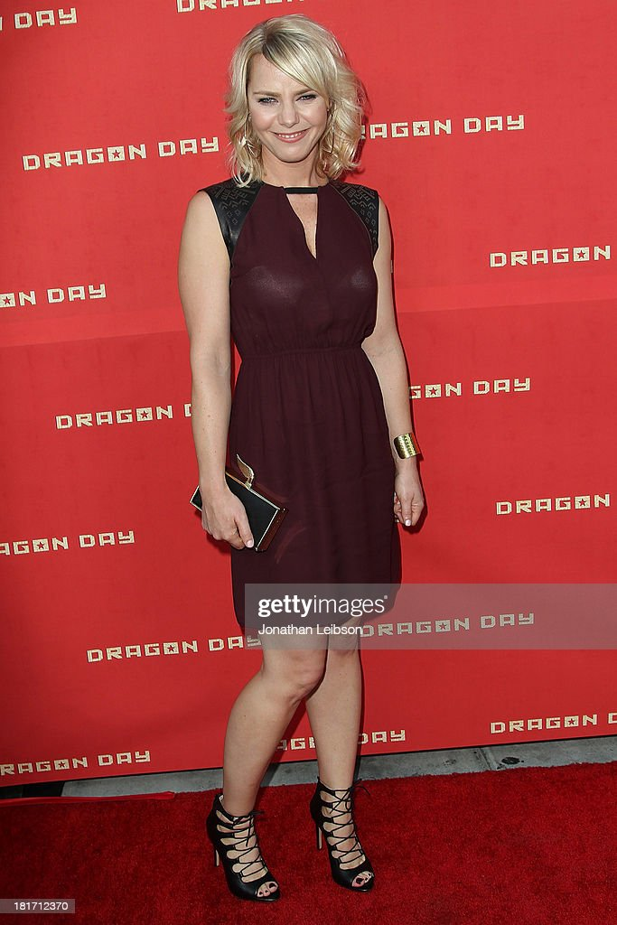 Osa Wallander attends the 'Dragon Day' Red Carpet at Downtown Independent Theatre on September 23, 2013 in Los Angeles, California.