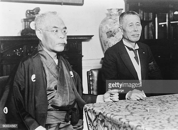 Osachi Hamaguchi Baron Giichi Tanaka A London Naval Conference convened January 21 ends 3 months later with a treaty signed by Britain the United...