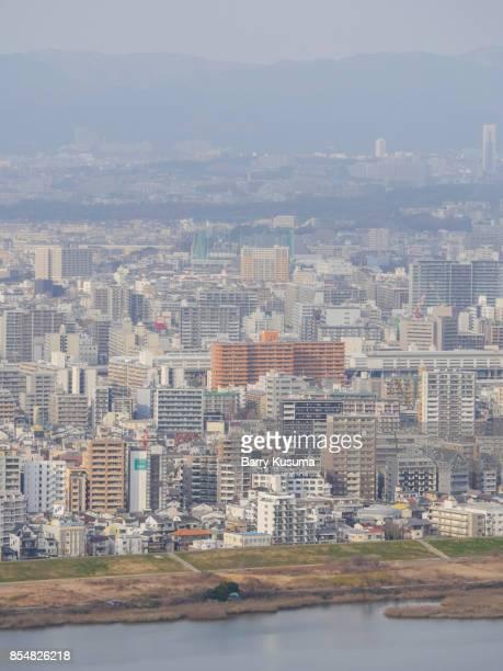 Osaka City.