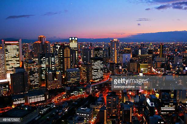 Osaka nightscape