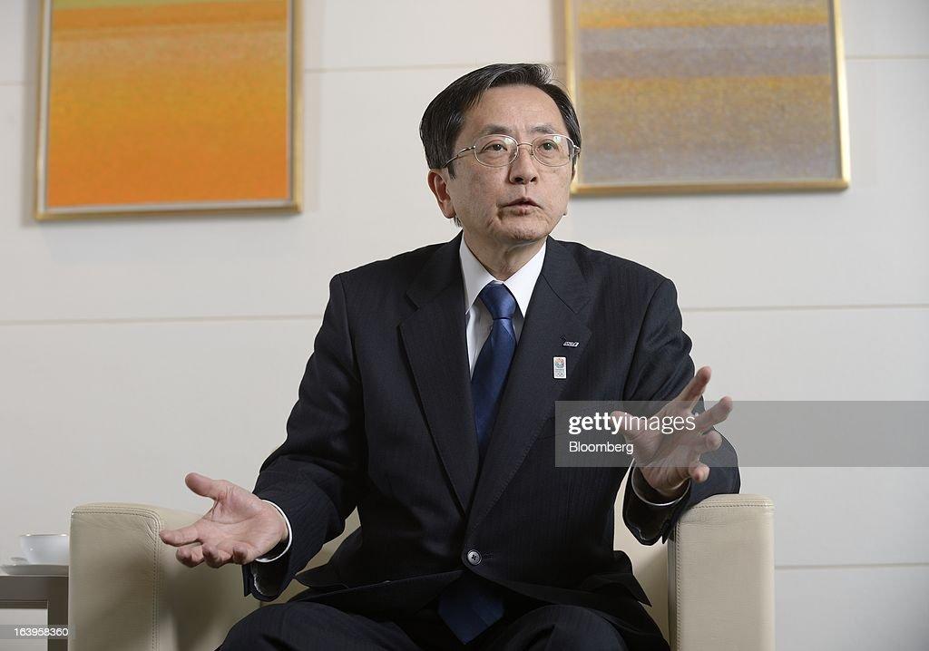 All Nippon Airways Incoming CEO Osamu Shinobe Interview