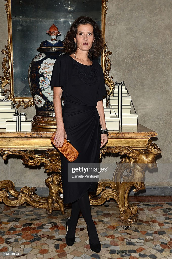 Osanna Visconti di Modrone attends the 'Jo Malone London Scented' Dinner at Palazzo Crespi on November 26, 2013 in Milan, Italy.