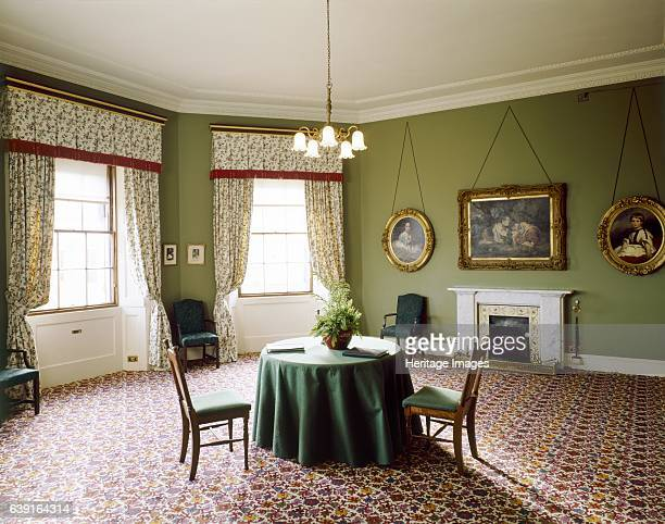 Osborne House Isle of Wight c19902010 Interior view of the Nursery Sitting Room Some items shown maybe on loan from the Royal Collection A former...